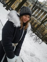 Баринова Анастасия