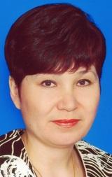 Захарова Валентина Петровна
