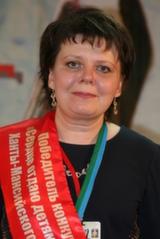 Наталья Владимировна Кучинская